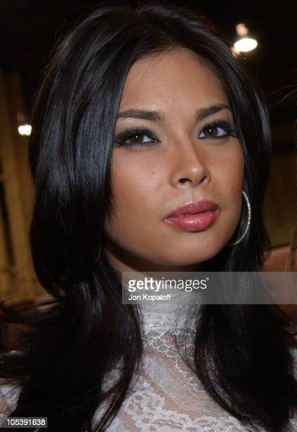 Tera Patrick Adult Film Star during Internext Las Vegas 2005 at Mandalay Bay Hotel Convention Center in Las Vegas Nevada United States