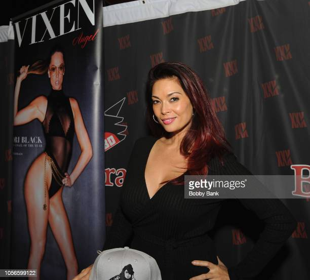 Tera Patrick attends Exxxotica New Jersey 2018 at Expo Center on November 2 2018 in Edison New Jersey