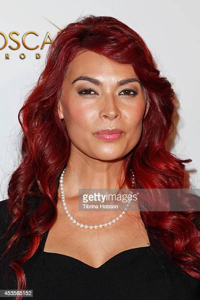 Tera Patrick attends the 'Live Nude Girls' premiere at Avalon on August 12 2014 in Hollywood California