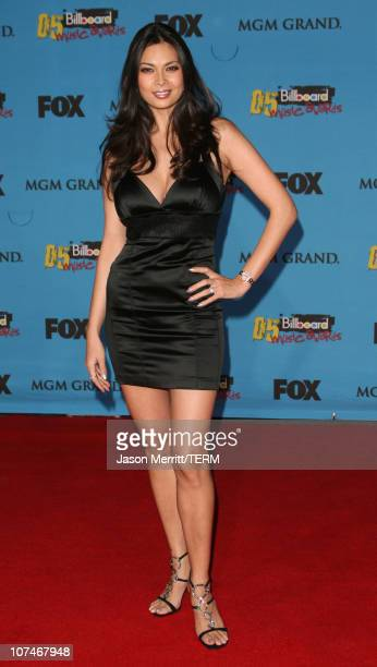 Tera Patrick during 2005 Billboard Music Awards Arrivals at MGM Grand in Las Vegas Nevada United States