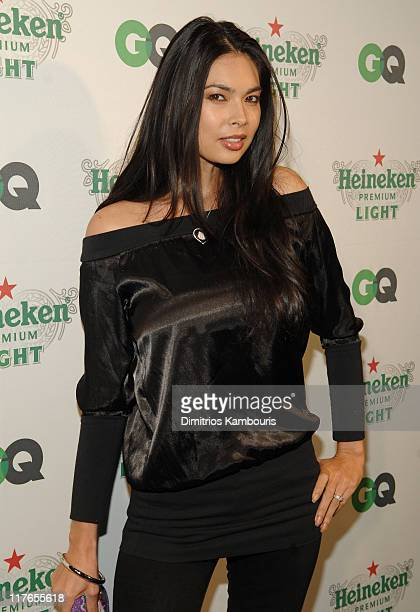 Tera Patrick during GQ Magazine Celebrates The Irresistible Taste of Heineken Premium Light at Tenjune in New York City New York United States