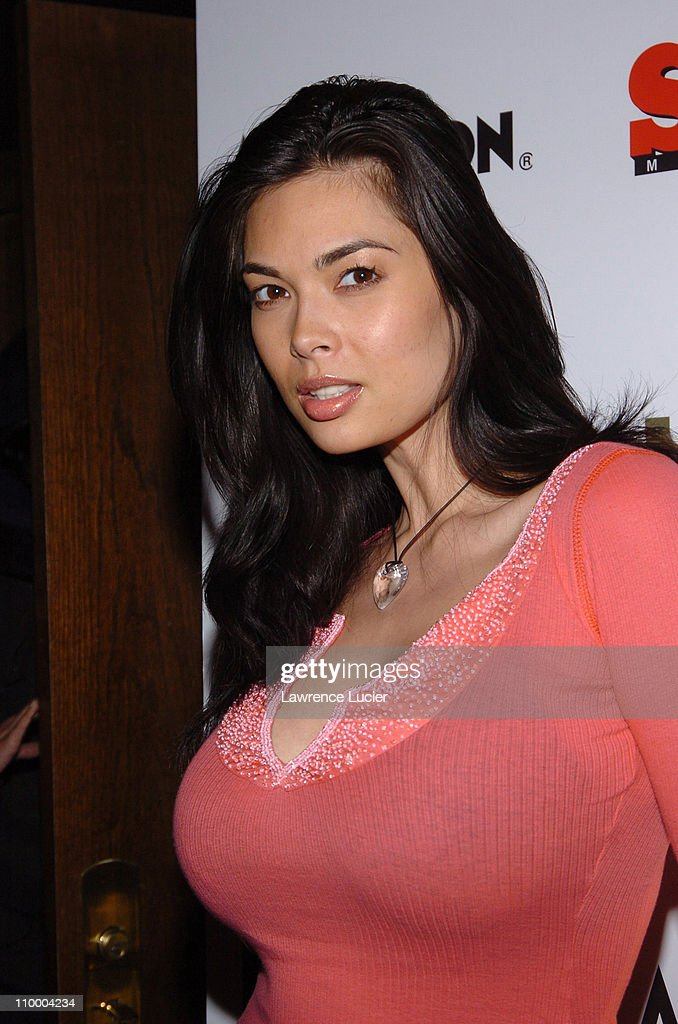 Tera Patrick during Jeep Activision and Stuff Magazine Launch Tony Hawk's Underground 2 Remix at Marquee in New York, New York, United States.