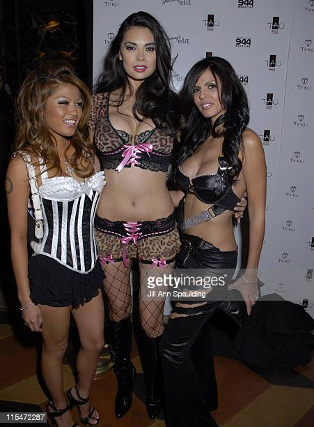 Tera Patrick during Tera Patrick Hosts Halloween Party at TAO Nightclub October 28 2006 at Tao in Las Vegas Nevada United States