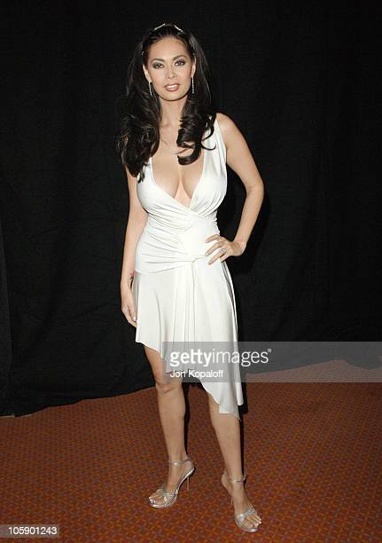 Tera Patrick Vivid Contract Performer during 2006 AVN Awards Arrivals and Backstage at The Venetian Hotel in Las Vegas Nevada United States