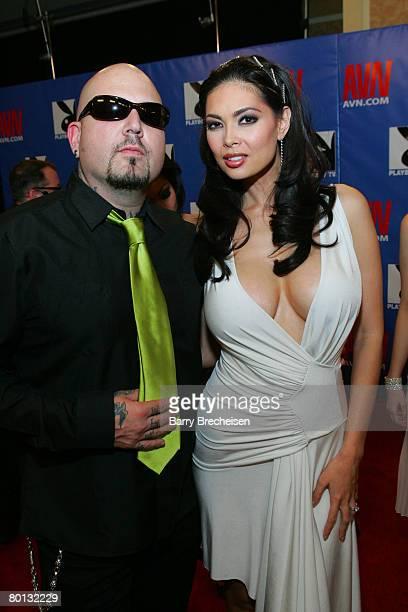 Tera Patrick with husband Biohazard frontman Evan Seinfeld