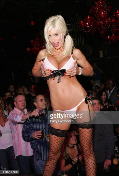 Tera Patrick's Starlet during Tera Patrick's 2nd Annual Diva Las Vegas Party at TAO Nightclub at The Venetian Hotel and Casino Resort in Las Vegas...