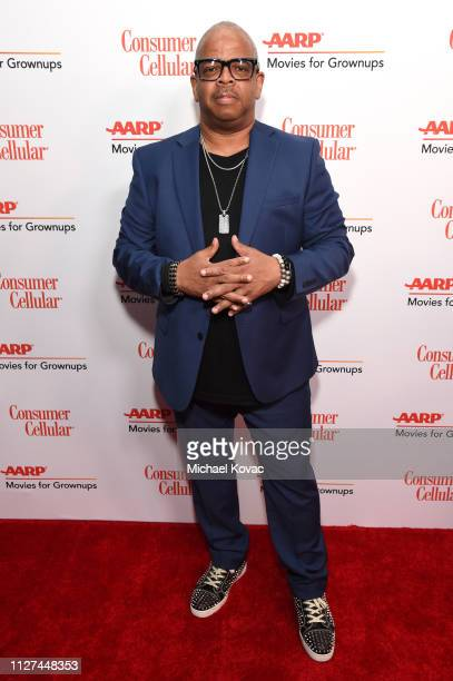 Terence Blanchard attends AARP The Magazine's 18th Annual Movies for Grownups Awards at the Beverly Wilshire Four Seasons Hotel on February 04 2019...