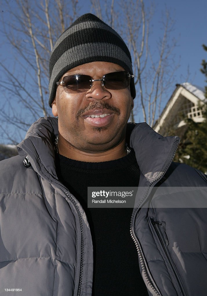2006 Sundance Film Festival - Terence Blanchard Outdoor Portraits