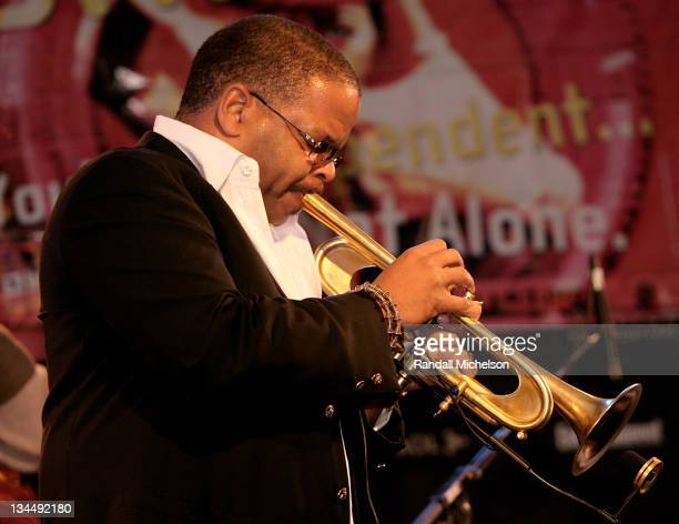 Terence Blanchard during 2007 Sundance Film Festival BMI Song Writers Snowball at Sundance House in Park City Utah United States