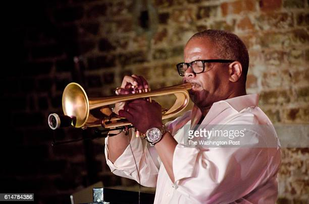 Terence Blanchard performs on stage at Blues Alley in Georgetown