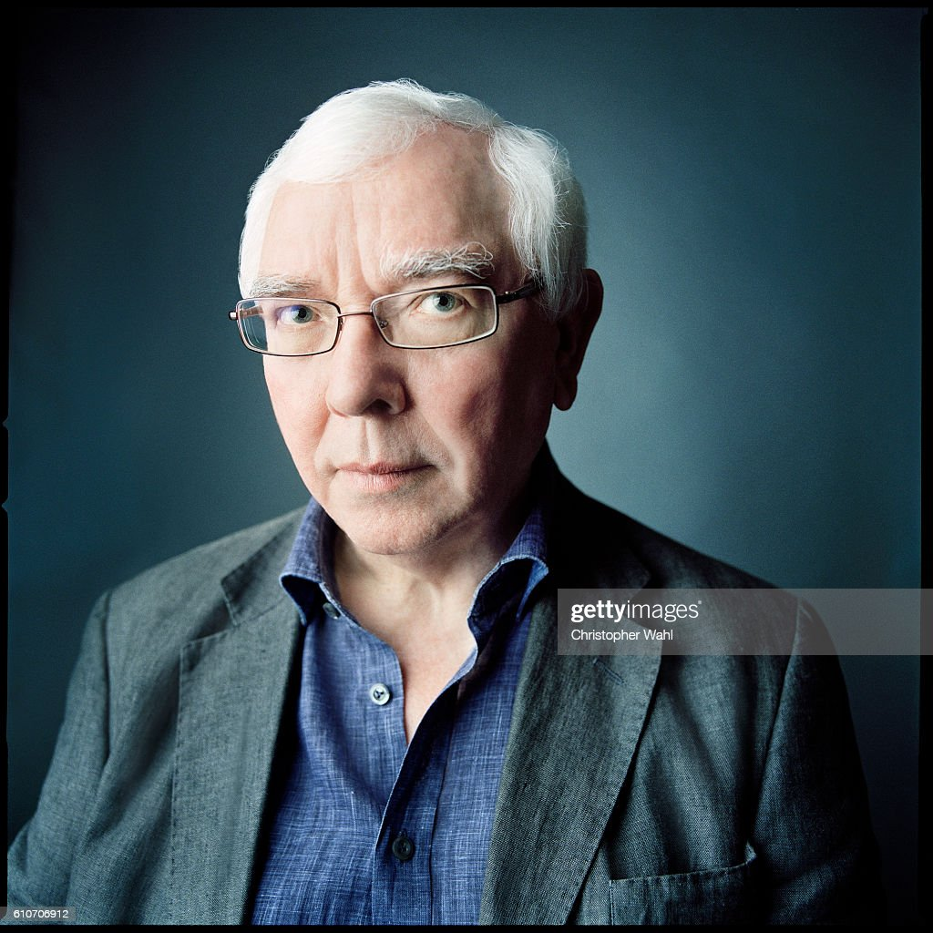 Terence Davies is photographed for The Globe and Mail on September 12, 2016 in Los Angeles, California.