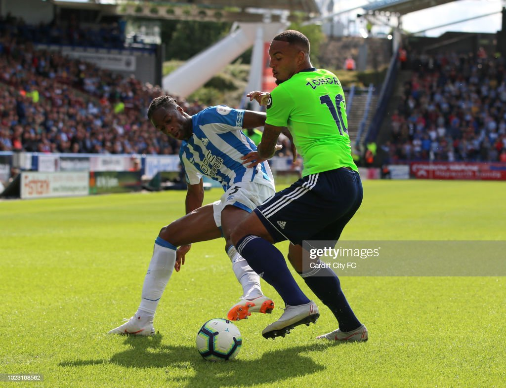 Huddersfield Town v Cardiff City - Premier League