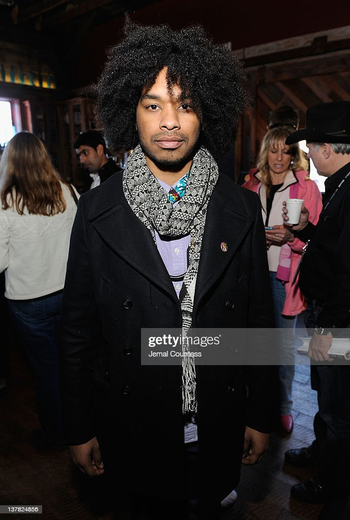Terence Nance attends the Alfred P. Sloan Foundation Reception & Prize Announcement during the 2012 Sundance Film Festival on January 27, 2012 in Park City, Utah.