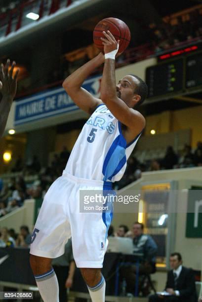Terence PARKER PBR / Le Havre 8e journee Pro A