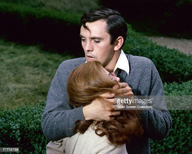 Terence Stamp as Freddie Clegg and Samantha Eggar as Miranda Grey in 'The Collector' 1965 In this film version of the novel by John Fowles Clegg...