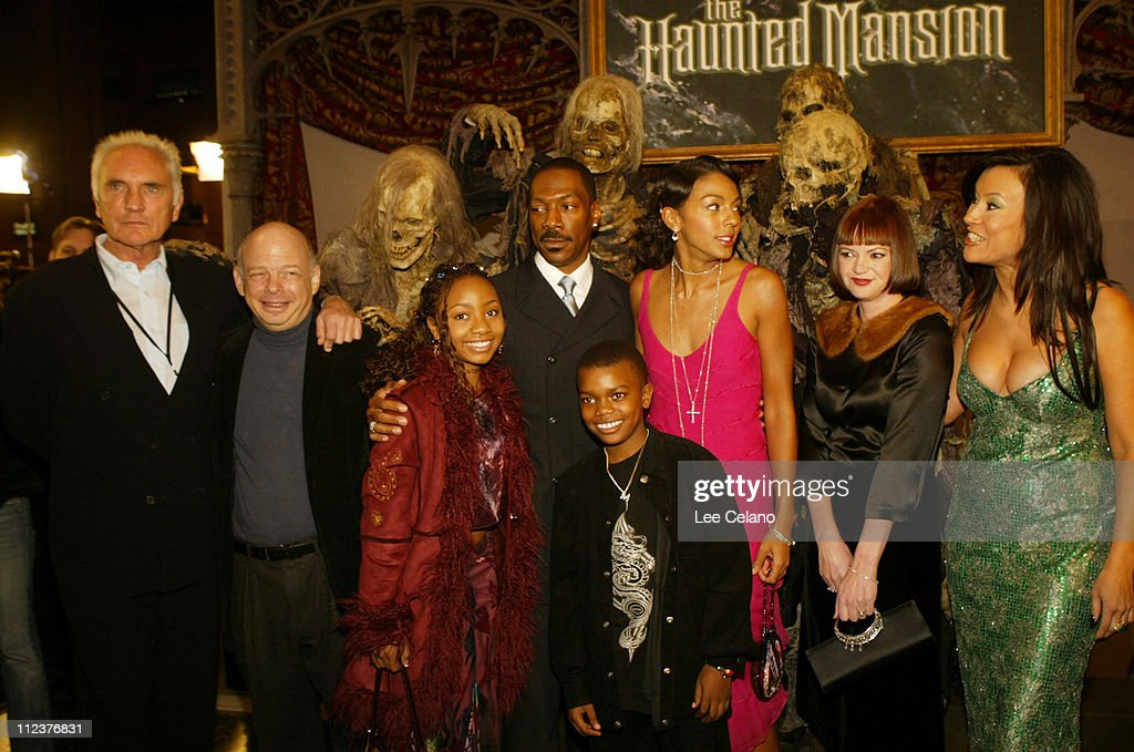 """""""The Haunted Mansion"""" World Premiere - Red Carpet"""