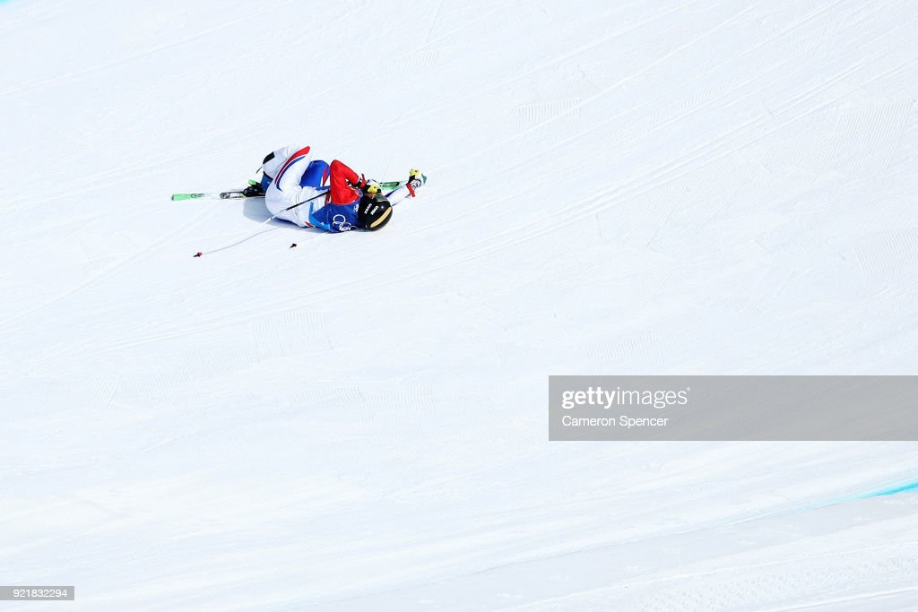 Freestyle Skiing - Winter Olympics Day 12 : News Photo