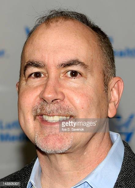 Terence Winter visits Lutheran Medical Center on April 23 2012 in the Brooklyn borough of New York City
