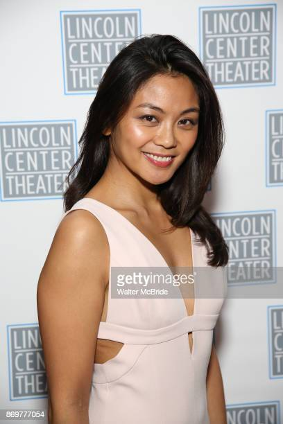 Teresa Avia Lim attends the Opening Night After Party for the Lincoln Center Theater Production of 'Junk' on November 2 2017 at Tavern On The Green...