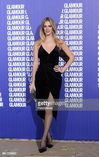 Teresa Baca Astolfi attends the Glamour Magazine Awards and 15th anniversary dinner at The Ritz Hotel on December 12 2017 in Madrid Spain