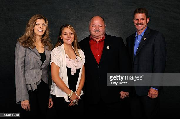 57 Taylor Nicole Earnhardt Photos And Premium High Res Pictures Getty Images She is the president and chief executive officer of earnhardt ganassi racing, thus making her the first woman in nascar history to own a team. https www gettyimages com photos taylor nicole earnhardt
