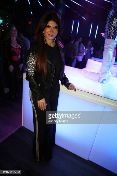 Teresa Giudice attends Slate NYC's 20th Anniversary Party at Slate NYC on February 20, 2020 in New York City.