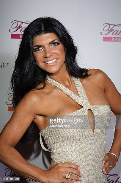 Teresa Giudice attends the Fabellini Wine Launch at Brotherhood Winery on October 7, 2011 in Washingtonville, New York.
