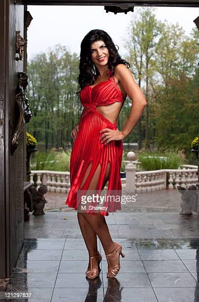 Teresa Giudice for People Magazine in Englewood United States