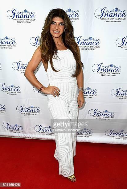 Teresa Giudice hosts Inance Grand Opening Party on November 4 2016 in Pompano Beach Florida