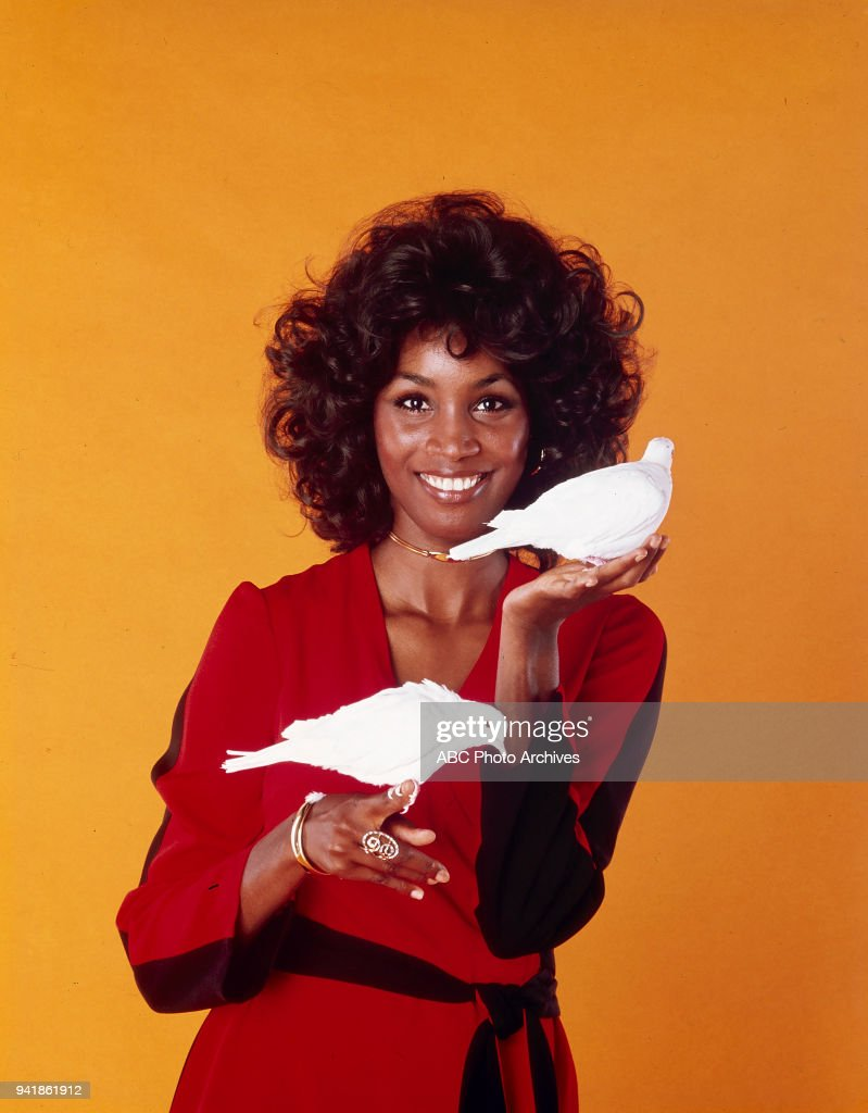 Teresa Graves In A Promotional Photo For Get Christie Love! : News Photo