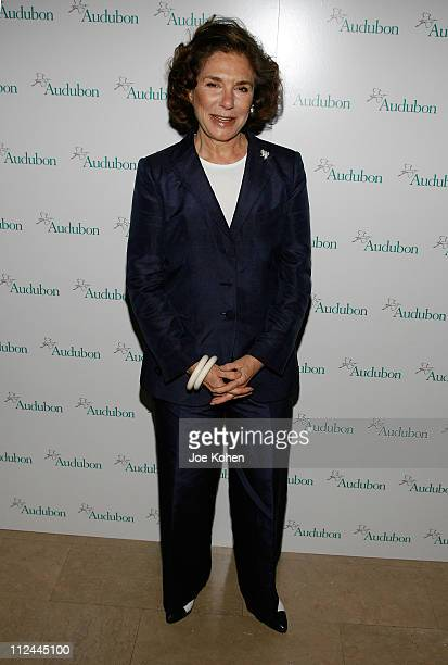 Teresa Heinz Kerry arrives at the 5th annual national audubon society's at The Plaza Hotel on May 20 2008 in New York City