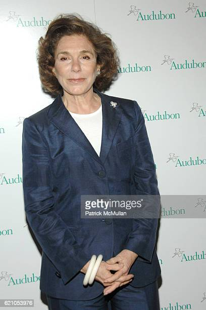 Teresa Heinz Kerry attends NATIONAL AUDUBON SOCIETY Hosts Women in Conservation Luncheon 2008 Rachel Carson Awards at The Plaza on May 20 2008 in New...
