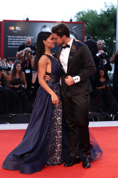 "ITA: ""Gloria Mundi"" Red Carpet Arrivals - The 76th Venice Film Festival"