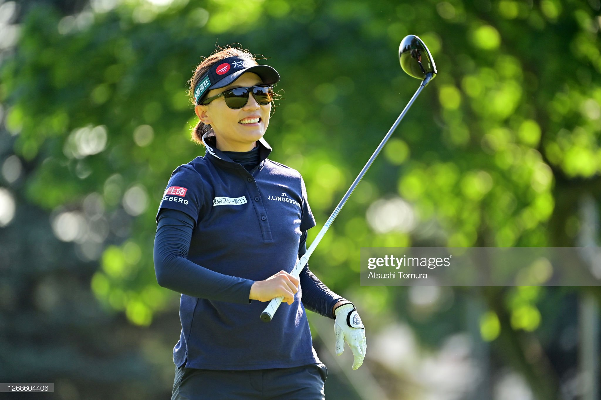 https://media.gettyimages.com/photos/teresa-lu-of-chinese-taipei-smiles-on-the-1st-tee-during-a-practice-picture-id1268604406?s=2048x2048