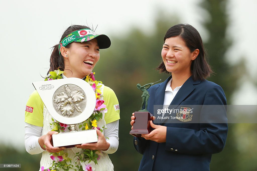 Daikin Orchid Ladies Golf Tournament - Day 4 : News Photo