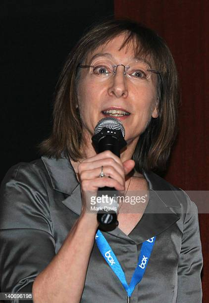Teresa Lunt attends Variety's Hollywood IT Summit held at Pepperdine University on March 2 2012 in Malibu California