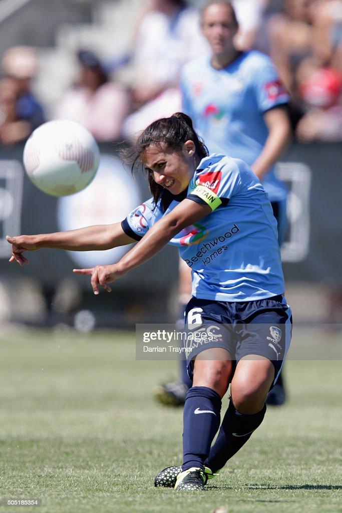 W-League Rd 14 - Melbourne v Sydney