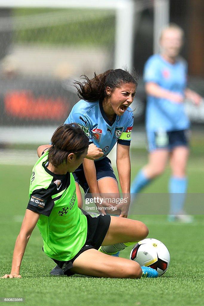 W-League Rd 10 - Sydney v Canberra