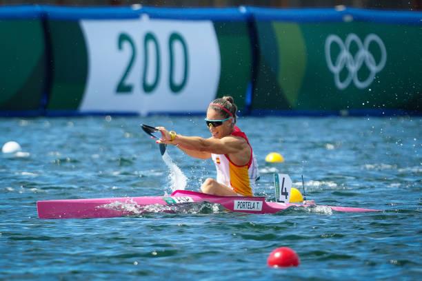 JPN: Canoe Sprint - Tokyo Olympic Games 2020