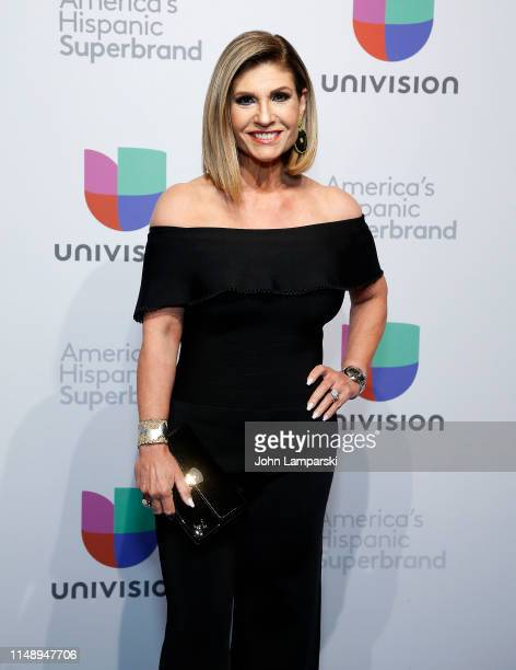 Teresa Rodriguez attends 2019 Univision Upfront at Center415 Event Space on May 13, 2019 in New York City.