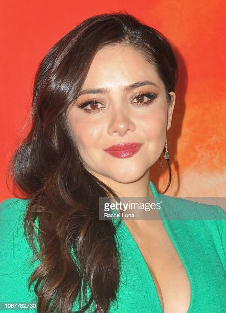 Teresa Ruiz attends Netflix's 'Narcos Mexico' Season 1 Premiere at Regal Cinemas LA Live on November 14 2018 in Los Angeles California