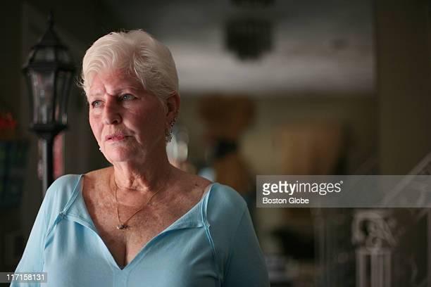 Teresa Stanley longtime girlfriend of fugitive James Whitey Bulger photographed on Thursday September 27 2007
