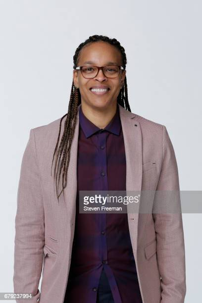 Teresa Weatherspoon of the New York Liberty poses for a portrait at Media Day at MSG Training Center on May 4 2017 in Tarrytown New York NOTE TO USER...
