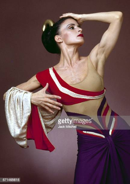 Terese Capucilli acclaimed interpreter of the roles originally performed by Martha Graham is one of the last generation of dancers to be coached and...