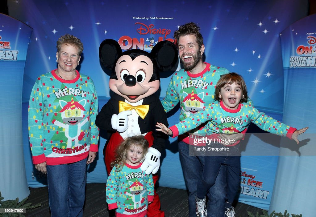 Disney On Ice Presents Follow Your Heart Celebrity Guests