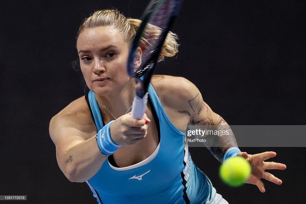 St. Petersburg Ladies Trophy 2021 - Day 3 : News Photo