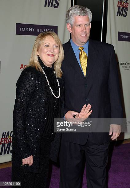 Teri Garr during 12th Annual Race to Erase MS CoChaired by Tommy Hilfiger and Nancy Davis Arrivals at Century Plaza Hotel in Century City California...