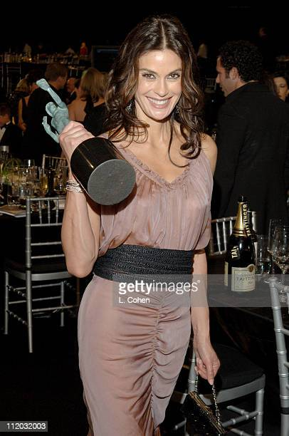Teri Hatcher 10612_lc0316jpg during TNT Broadcasts 12th Annual Screen Actors Guild Awards Backstage and Audience at Shrine Expo Hall in Los Angeles...