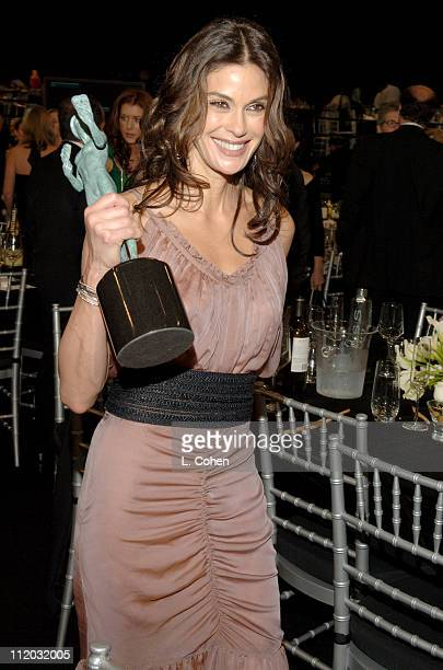Teri Hatcher 10612_lc0318jpg during TNT Broadcasts 12th Annual Screen Actors Guild Awards Backstage and Audience at Shrine Expo Hall in Los Angeles...