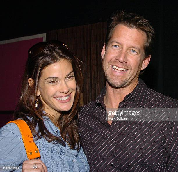 Teri Hatcher and James Denton in Backstage Creations Talent Retreat